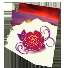 Desert Rose Logo