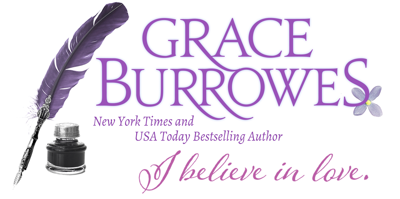 Grace Burrowes Logo